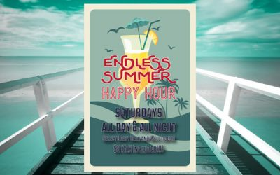 $6 Endless Summer Saturdays