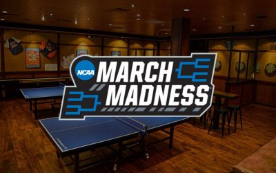 Game Room March Madness
